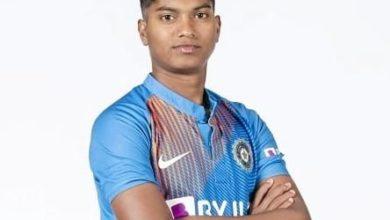 Photo of भारतीय तेज गेंदबाज पूजा ने खेल भावना की कायम की नई मिसाल