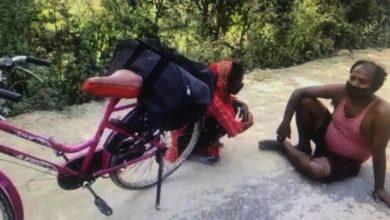 Photo of 1200 किलोमीटर साइकल चलाकर पिता को घर ले जाने वाली ज्योति को साइकिलिंग फेडरेशन ने ट्रायल के लिए बुलाया