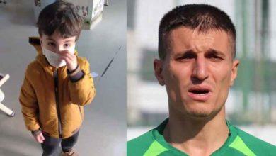 Photo of तुर्की के फुटबॉलर ने अपने 5 साल के बेटे की हत्या की
