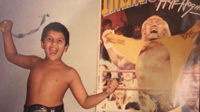 Photo of इस WWE स्टार के बहुत बड़े फैन हैं रणवीर सिंह, शेयर की बचपन की तस्वीर