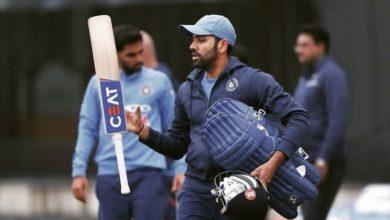 Photo of भारत को आगे आने वाले तीन विश्वकप में से दो पर कब्जा करना चाहिए- रोहित शर्मा