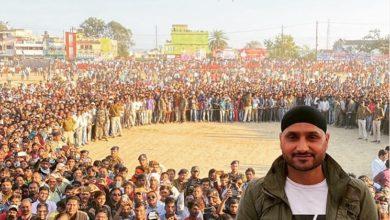 Photo of शाहिद अफरीदी के बयान पर भड़के हरभजन सिंह, कहा- देश के खातिर बंदूक उठाने को भी हूं तैयार