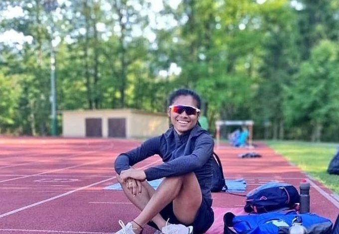 हिमा दास भारतीय एथलीट