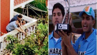 Photo of सौरव गांगुली के इस पोस्ट ने क्रिकेट प्रशंसको को 2002 के नेटवेस्ट फाइनल की याद दिलाई