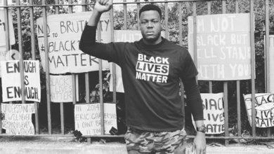 Photo of वेस्टइंडीज के ऑलराउंडर कार्लोस ब्रेथवेट लंदन में ब्लैक लाइव्स मैटर विरोध प्रदर्शन में शामिल हुए