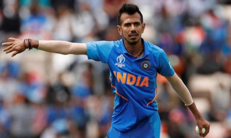युजवेंद्र चहल, टीम इंडिया