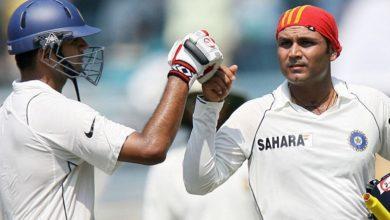 Photo of वीरेंद्र सहवाग की तरह बल्लेबाजी करना पसंद करूंगा- राहुल द्रविड़