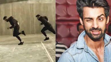 Photo of विराट कोहली की फिटनेस वीडियो पर करन वाही ने दिया ये कैप्शन, देखें