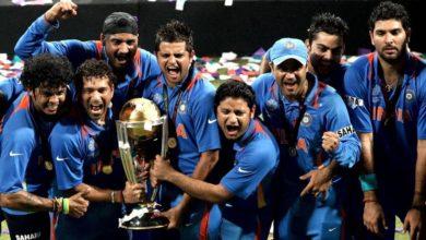 Photo of क्या सच में फिक्स था विश्वकप 2011 का फाइनल? पूर्व खेल मंत्री का दावा