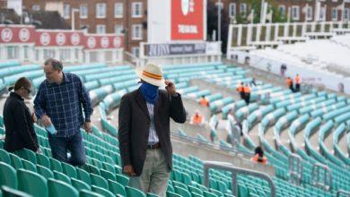 Photo of मार्च के बाद पहली बार दर्शकों की मौजूदगी में खेला गया क्रिकेट मैच