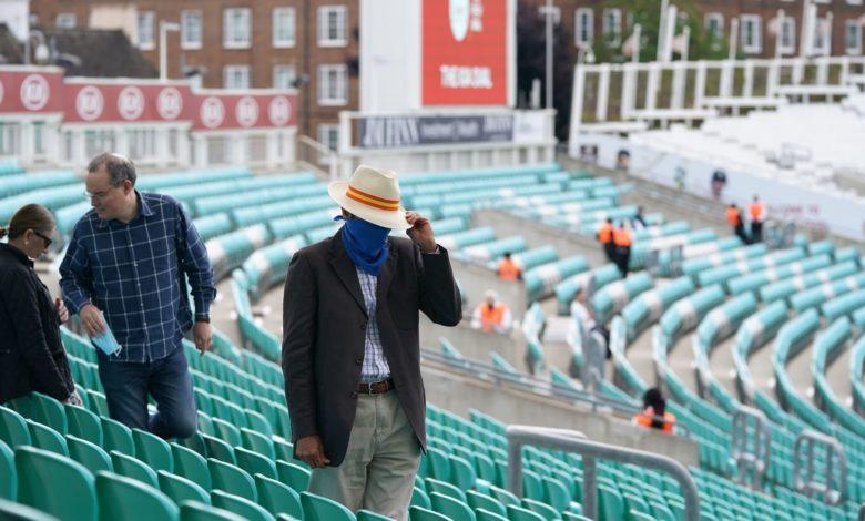 इंग्लिश काउंटी मैच