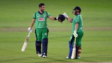 Photo of आयरलैंड ने एक बार फिर दिलाई विश्वकप 2011 की याद, 329 रन का लक्ष्य किया हासिल