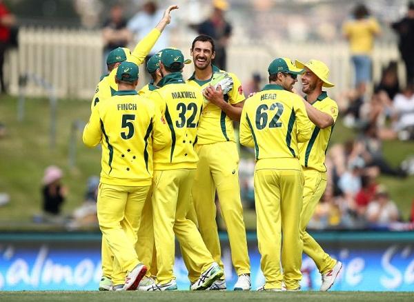 ऑस्ट्रेलियाई क्रिकेट टीम