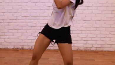Photo of धनश्री वर्मा का 'दारू बदनाम करदी' गाने पर डांस वीडियो हुआ वायरल, आप भी देखें