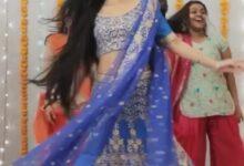 Photo of युजवेंद्र चहल की मंगेतर धनश्री वर्मा का 'लहंगा' गाने पर डांस वीडियो हुआ वायरल, आप भी देखें