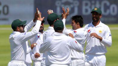 Photo of पाकिस्तान ने इंग्लैंड के खिलाफ पहले टेस्ट के लिए 16 सदस्यीय टीम की घोषणा की