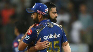 Photo of देश से बाहर खेले गए आईपीएल मैचों में खामोश रहा है विराट कोहली और रोहित शर्मा का बल्ला, देखें आंकड़े
