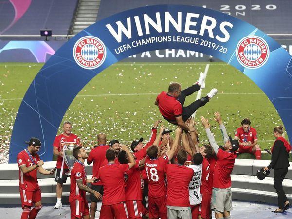 PSG को हरा बायर्न म्यूनिख बना विजेता
