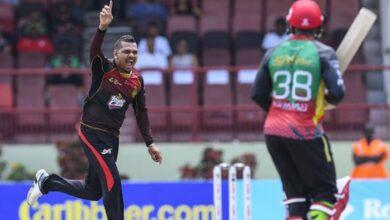 Photo of CPL2020: पहले मुकाबले में ट्रिनबागो नाइट राइडर्स ने गयाना अमेजन वॉरियर्स को 4 विकेट से हराया