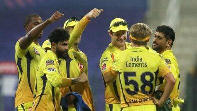 Photo of IPL 2020: पहले मैच में चेन्नई सुपर किंग्स ने मुंबई इंडियंस को 5 विकेट से दी मात