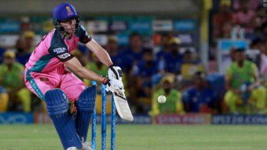 Photo of जोस बटलर के बाद राजस्थान रॉयल्स को एक और झटका, ये स्टार खिलाड़ी भी नहीं खेलगा पहला मैच