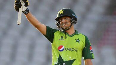 Photo of ENGvPAK: टी-20 डेब्यू में अर्धशतक, फिर भी पाकिस्तान ने शुरूआती दो मैचों में इस खिलाड़ी को नहीं दी जगह