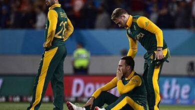 Photo of दक्षिण अफ़्रीकी क्रिकेट टीम पर लग सकता है बैन