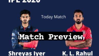 Photo of IPL2020 Match Analysis  : जाने  आज के मैच में कौन है जीत का दावेदार