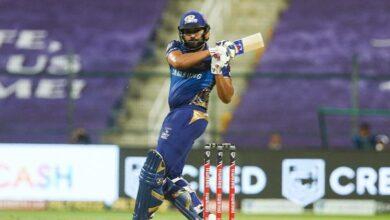 Photo of रोहित शर्मा ने आईपीएल में 5 हज़ार रन किए पूरे, सुरेश रैना ने दी बधाई