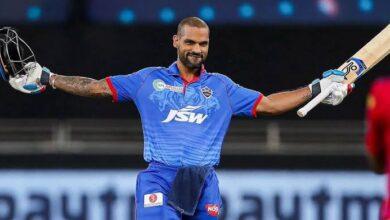 Photo of IPL: गब्बर का तूफान..! शिखर धवन की धाकड़ पारी से खुश हुए कप्तान Rishabh Pant, कही ये बात..