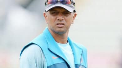 Photo of भारतीय क्रिकेट टीम राहुल द्रविड़ के साथ जुलाई में श्रीलंका का दौरा करेगी।