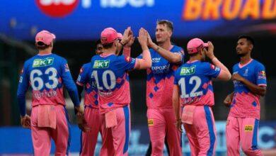 Photo of SRH vs RR: बटलर-मॉरिस के दम पर राजस्थान रॉयल्स ने दी सनराइजर्स हैदराबाद को करारी शिकस्त
