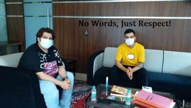 Photo of No Words, Just Respect! IPL 2021 के स्थगित होने के बाद विराट कोहली कोरोना से लोगों को राहत पहुंचाने के काम में जुटे..