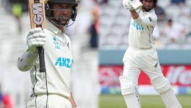 Photo of इंग्लैंड में पहले ही टेस्ट में न्यूजीलैंड के Devon Conway ने खेली शानदार पारी, तोड़ डाला दादा का रिकॉर्ड