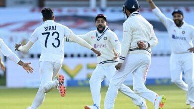 Photo of 50 साल बाद ओवल में जीता भारत, इंग्लैंड को 157 रनों से दी मात
